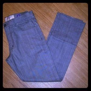 Akoo Gray Jeans